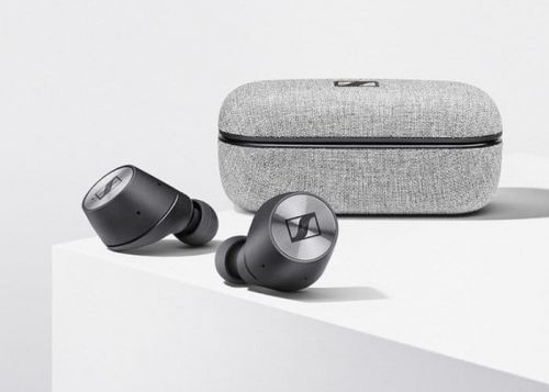 Sennheiser Momentum True Wireless Earbuds Introduced For $300