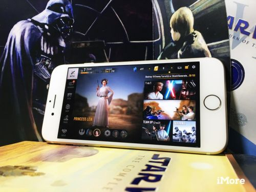 Force Friday II: Best Star Wars games for iPhone and iPad