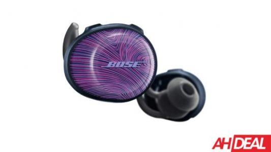 Get The Limited Edition Bose SoundSport Free True Wireless Headphones For $139 - Amazon Cyber Monday Deals