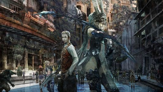 What Are FF12 TZA's New Game Plus and Minus Modes?