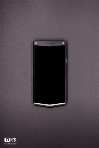 Android-Powered Gionee W919 Flip Phone Leaks In New Renders