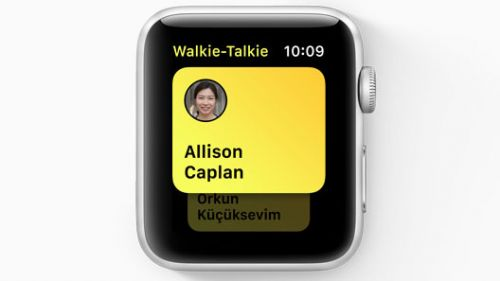 Apple Watch just lost Walkie Talkie app thanks to potential eavesdropping problem