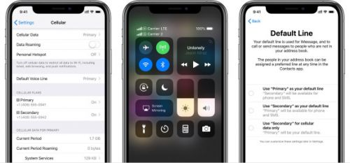 Apple details iPhone XS dual SIM support, 'coming later this year'