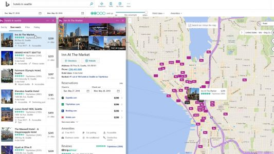 Microsoft unveils new features for Bing in bid to make you switch from Google