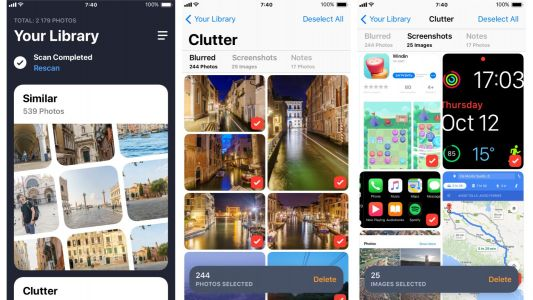 Gemini Photos uses machine learning to reduce iPhone clutter and save storage