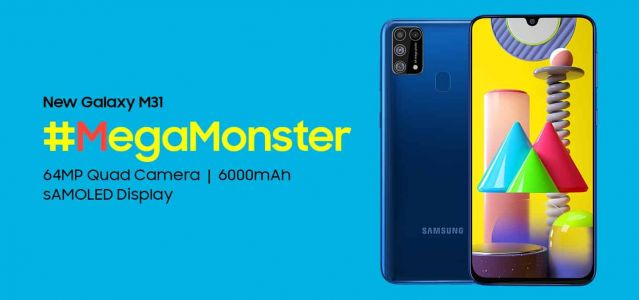 Samsung Galaxy M31 Starts Getting Android 11 With One UI 3.0