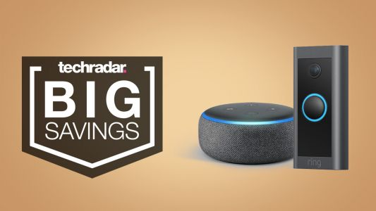 One of the best early Amazon Prime Day deals is this 50% off Ring Doorbell and Echo Dot bundle