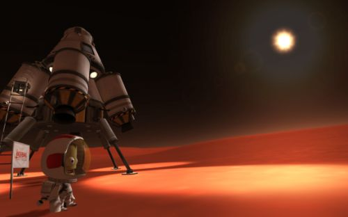 Kerbal Space Program's first expansion has deep mission-creation controls