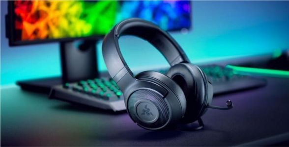 Razer Kraken X Ultra-Light Gaming Headset Announced