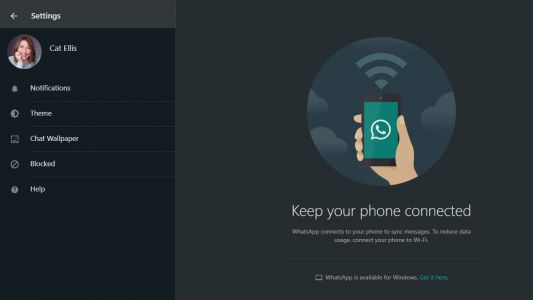 Log into WhatsApp Web now, and you might be in for a treat