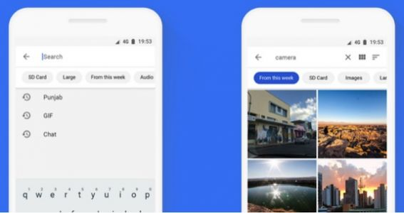 Google Files Go App Gets Even Smarter