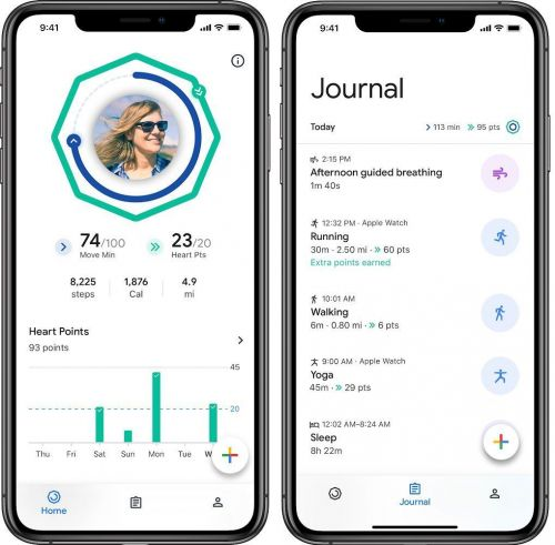 Google Fit Finally Makes Its Way Onto The iPhone