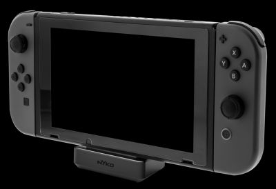 Nintendo Switch's dumb dock gets beaten by hyper-portable Nyko option
