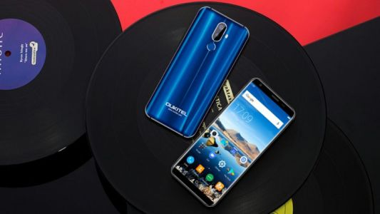 OUKITEL K5 Is Now Official With Dual Cameras, 18:9 Display