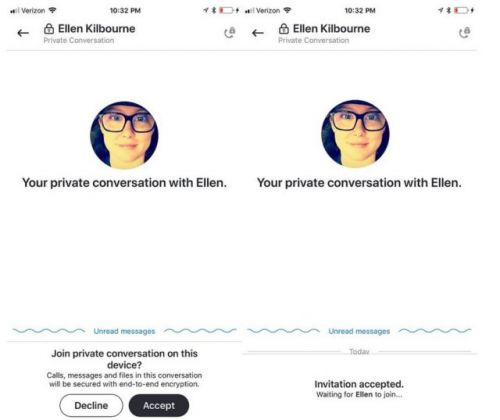 Skype's Encrypted Private Conversations Feature Is Now Available