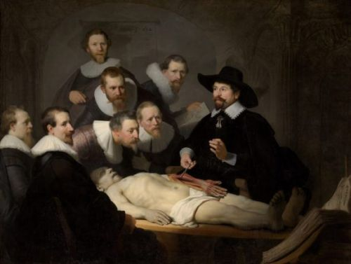 Remembering Rembrandt re-creates one of the master's classic in AR