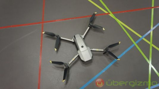 Homeland Security Claims DJI's Drones Are Spying For China