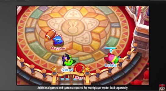 Kirby: Battle Royale is coming to 3DS early next year