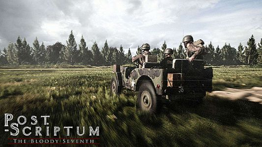 How to Play Post Scriptum Before Release