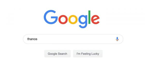 Thanos Easter Egg in Google Search readies you for 'Avengers: Endgame'