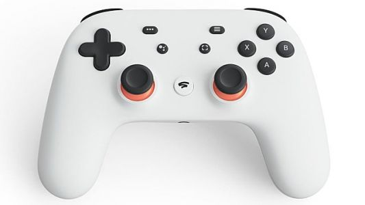Stadia's Wi-Fi Controller Looks Familiar, But Features Google Assistant