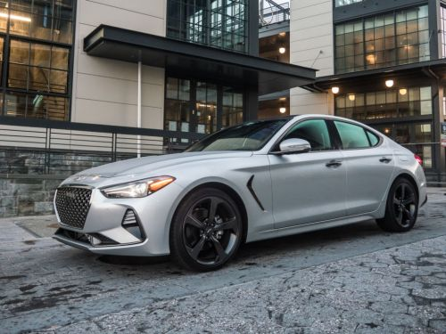 The 2019 Genesis G70-can a good car overcome brand snobbery?