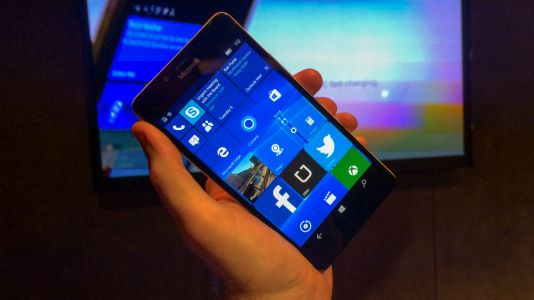 Hackers have got Windows 10 on ARM running on a Lumia 950 smartphone