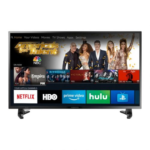 Stream your favorites with up to $130 off Insignia and Toshiba Fire TVs