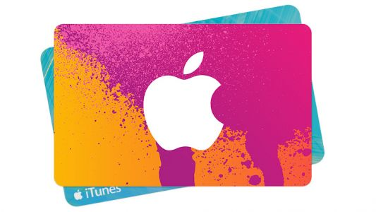 This $100 Apple iTunes gift card is on sale for just $85 today