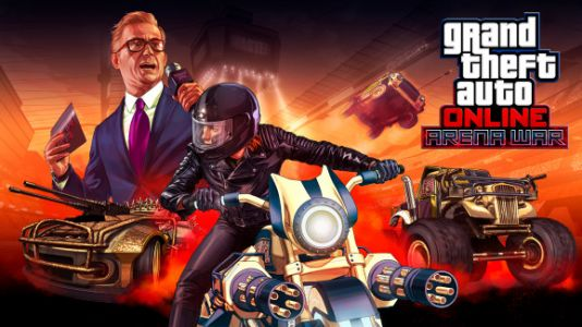 Grand Theft Auto Online: Arena War adds doses of Mad Max and Death Race 2000