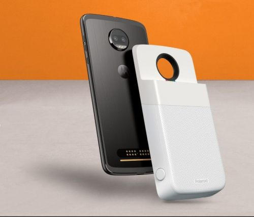 Polaroid Insta-Share Printer Moto Mod Goes Up For Pre-Order