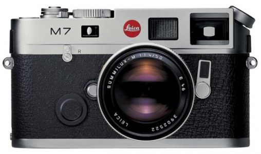 The Leica M7 Has Been Officially Discontinued