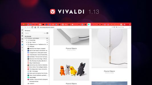 Vivaldi Web Browser 1.13 for Power Users Gains New Multi-Tab Management Features