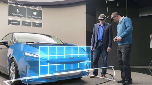 HoloLens 2 could be shown off at MWC 2019