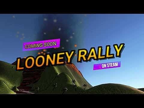 Looney Rally Drifts Onto Steam With 40 Percent Launch Discount
