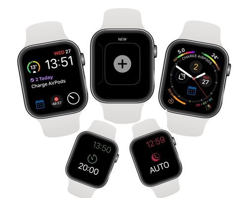 Using Apple Watch Faces to Simplify Your Day