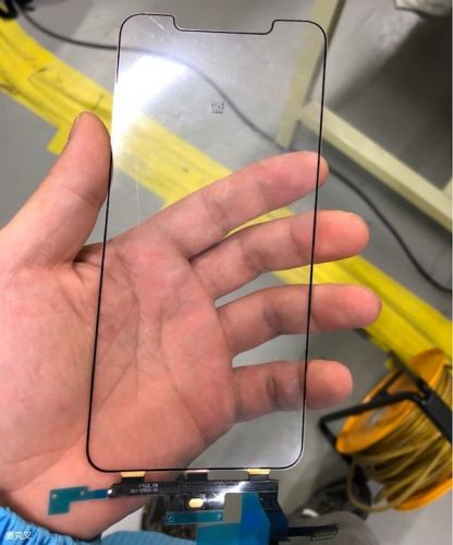 Claimed 'iPhone X Plus' Displays and Digitizers Shown in Leaked Photos