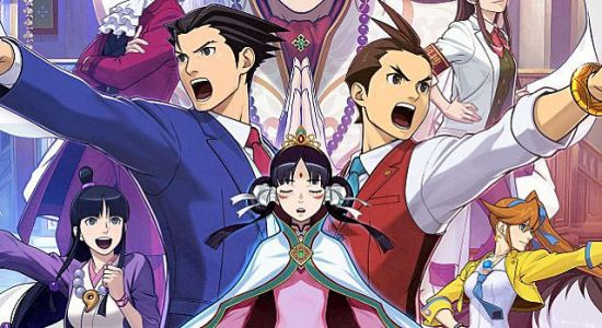 Phoenix Wright: Ace Attorney - Spirit of Justice Released On Mobile Today