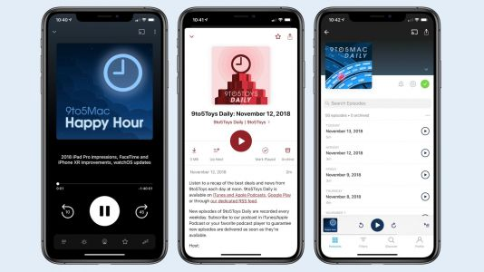 Pocket Casts for iOS adds Siri Shortcuts, syncing, improved discovery, more