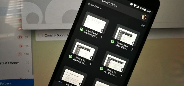 How to Enable Google Drive's Dark Mode on Any Android Phone