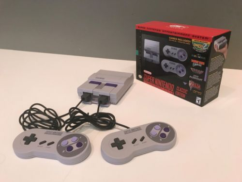 Switch, Super NES Classic lead to 19% growth in U.S. spending on consoles