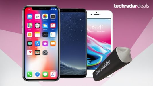 Exclusive mobile phone deal: free power bank when you buy from Direct Mobiles