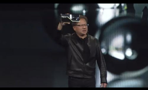Nvidia CEO Jensen says 'China looks fine' for games and AI chips