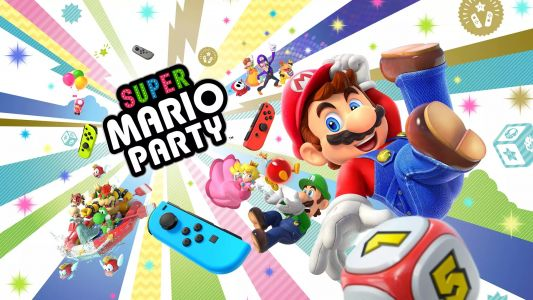 Super Mario Party review: the most tactical Mario Party game yet