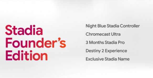 """Stadia Founder's Edition Is Almost Sold Out In """"Some"""" Countries"""