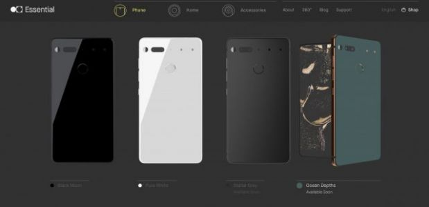 Essential Phone teases release of 'Ocean Depths' color for this Thursday, Feb 15th