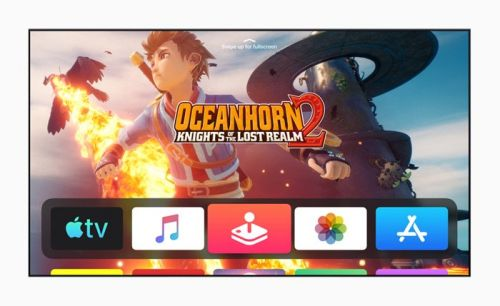 What's new in Apple's tvOS 13