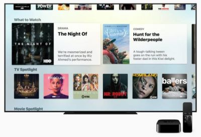 4K iTunes Listings Hints At Possible Revamped Apple TV