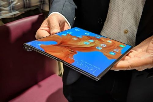 Huawei Mate X folding smartphone could launch soon