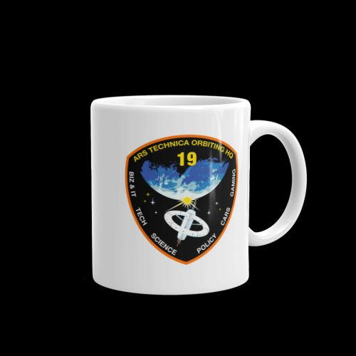 Caffeinate in style with an Ars Technica mug-now cheaper than ever